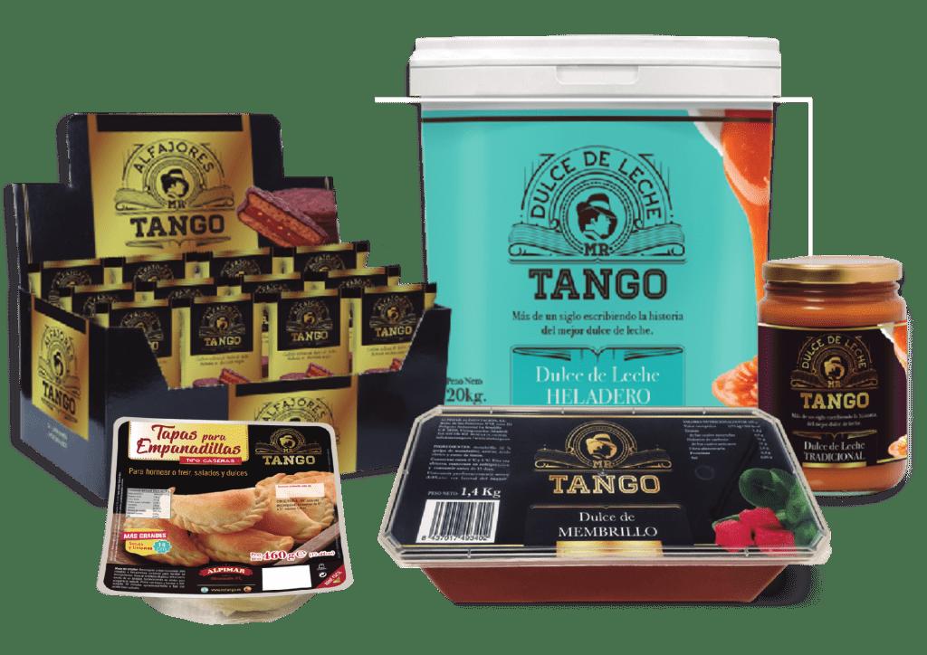 mr tango productos argentinos en españa